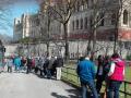 Fahrt in den Bayerischen Landtag 18.03.2016